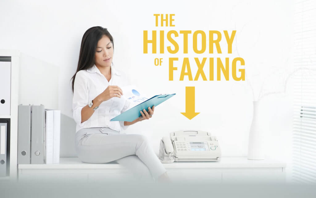 The History of Faxing and Fax Technology