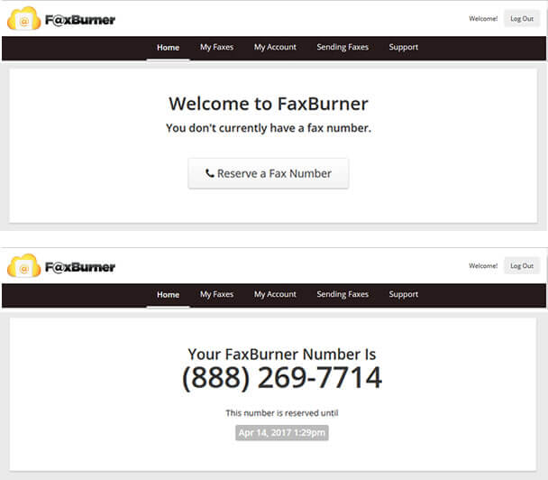 receive a fax on your smartphone
