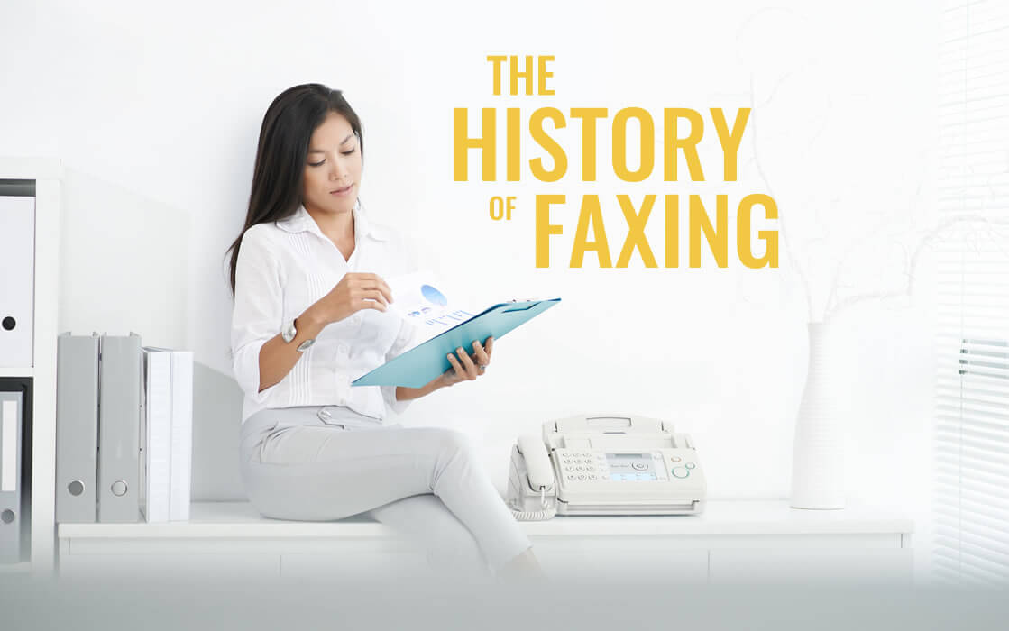 The History of Faxing, and the Evolution of Fax Technology