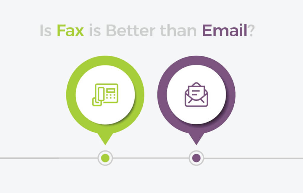 when fax is better than email