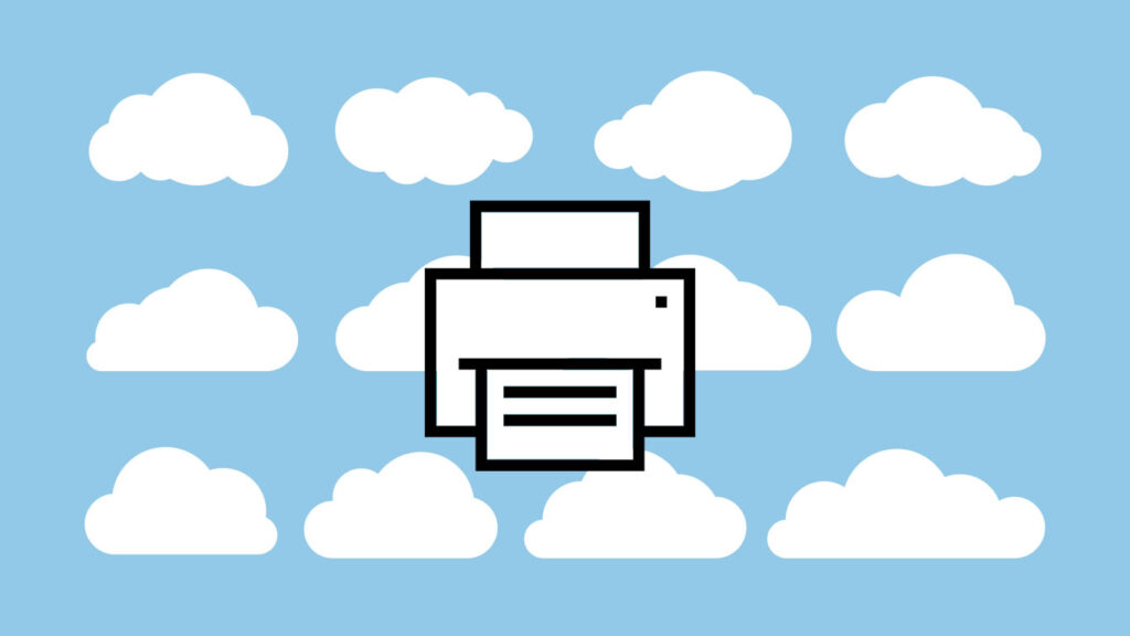 optimize MFP printer cloud faxing